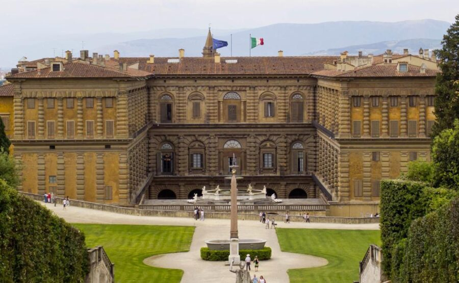 ACCESSIBLE PALATINE GALLERY TOUR – FLORENCE