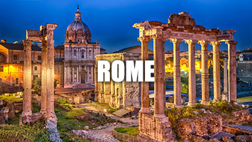 PRIVATE TOURS rome