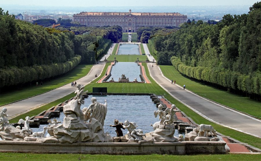 ACCESSIBLE TOUR OF ROYAL PALACE OF CASERTA