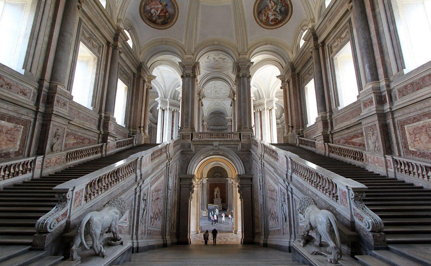 Royal Palace of Caserta Tour – Caserta 02-min