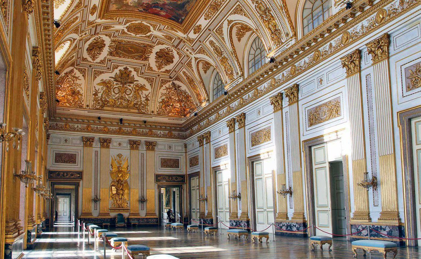 Royal Palace of Caserta Tour – Caserta 05-min