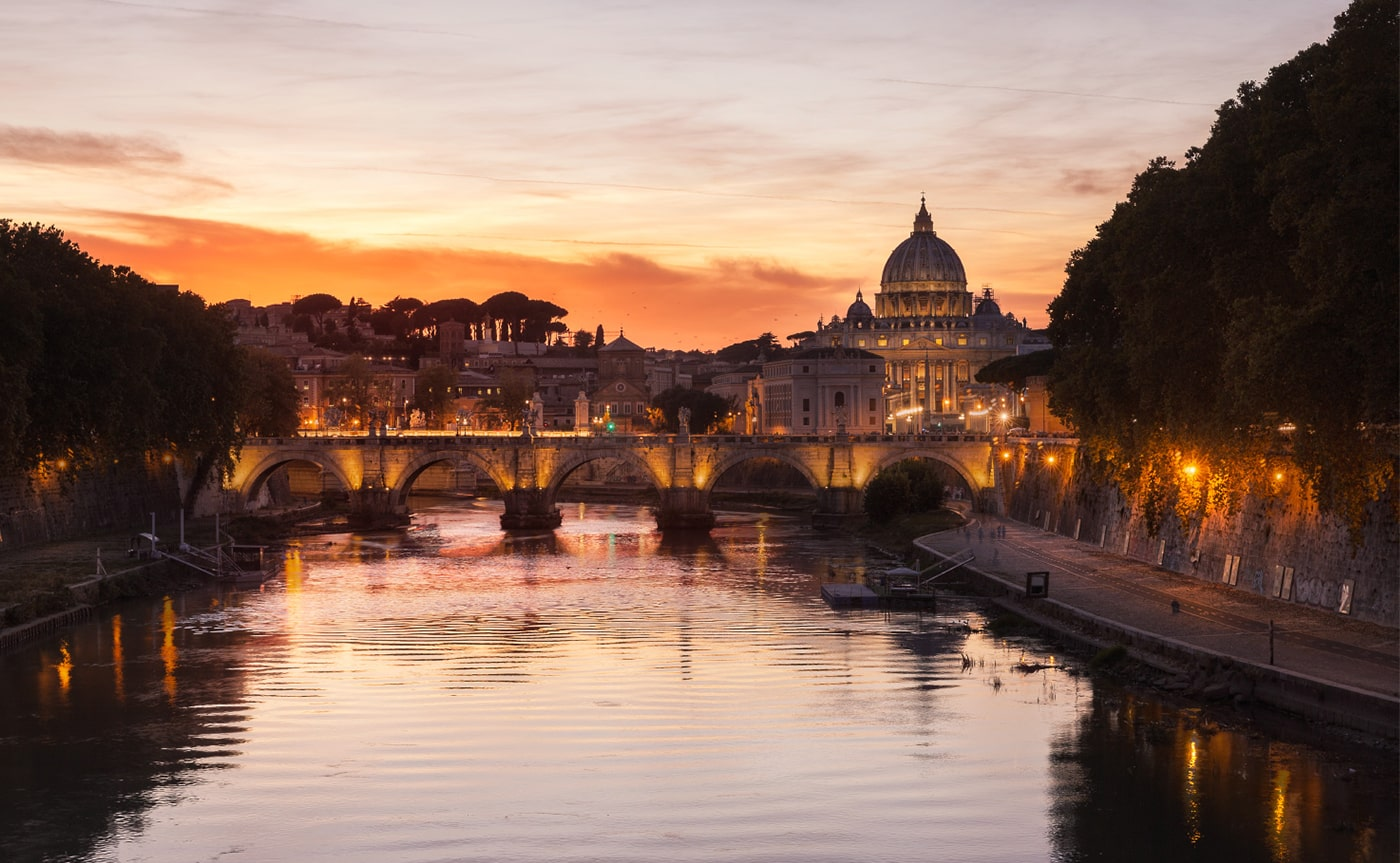 The Best sunset views of Rome 02-min