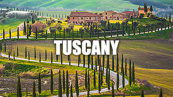 PRIVATE TOURS  tuscany