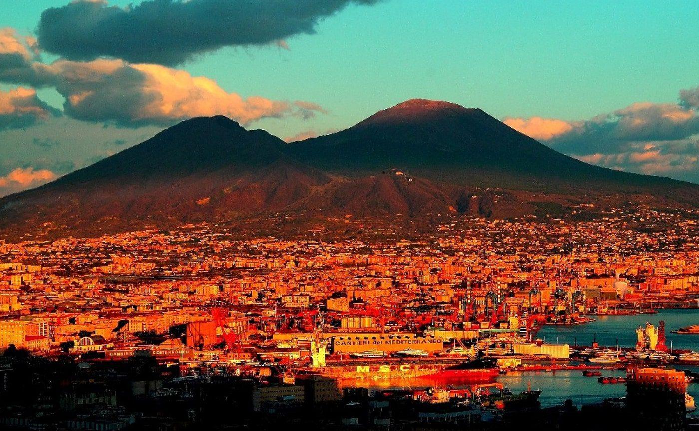 Accessible Naples - Vesuvio Tour