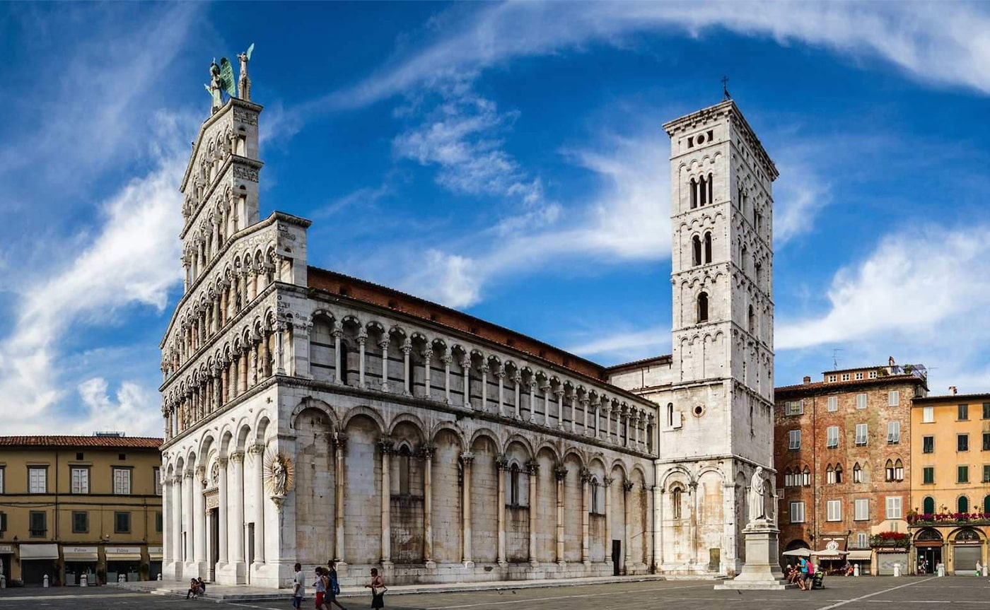 Accessible Tuscany Tour of Lucca