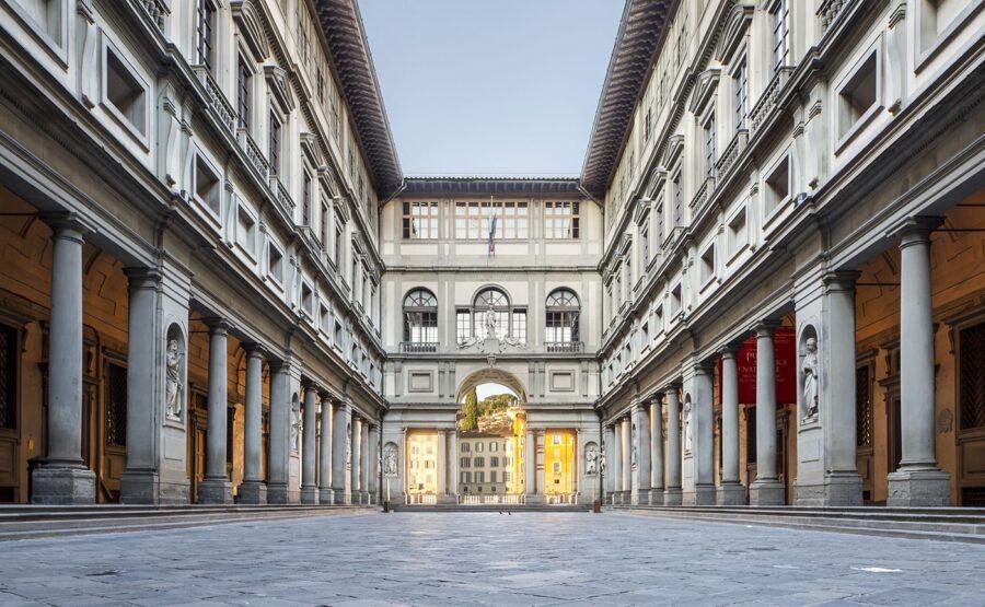 Accessible Florence Uffizi
