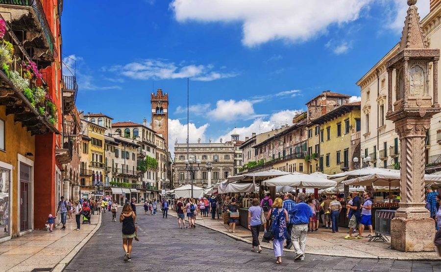 ACCESSIBLE VERONA TOUR: THE CITY OF ROMEO AND JULIET