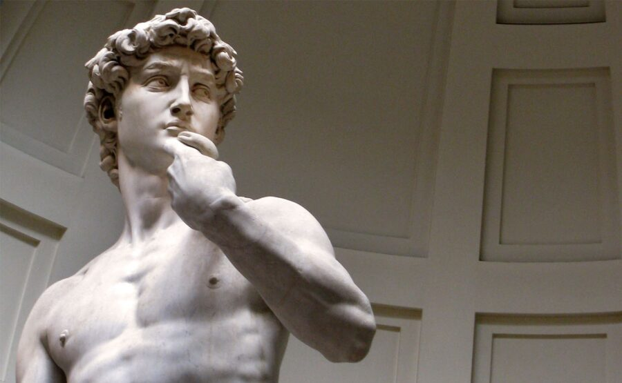 ACCESSIBLE ACADEMY GALLERY AND HIGHLIGHTS OF FLORENCE