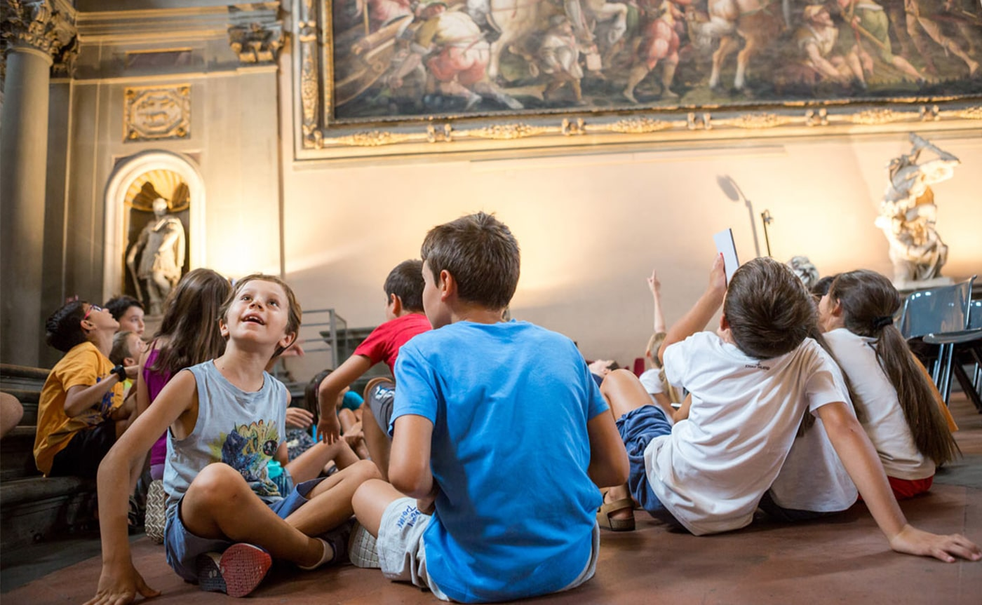 Accessible Florence Tour for Kids
