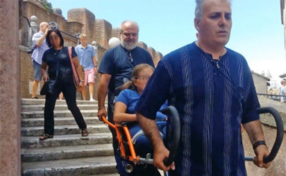Accessible Rome – Castel Sant'Angelo 01