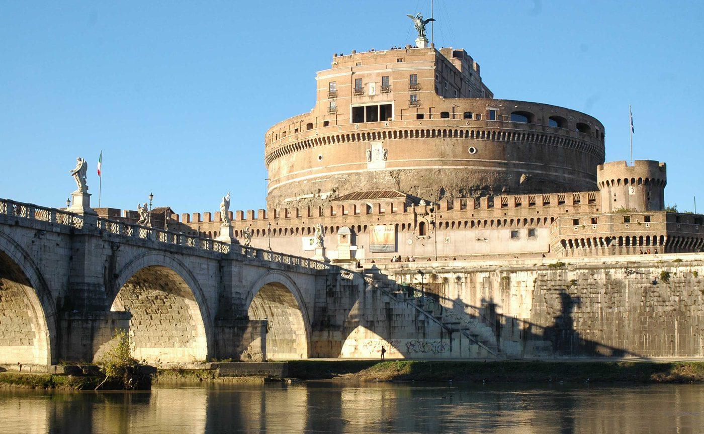 Accessible Rome – Castel Sant'Angelo 02