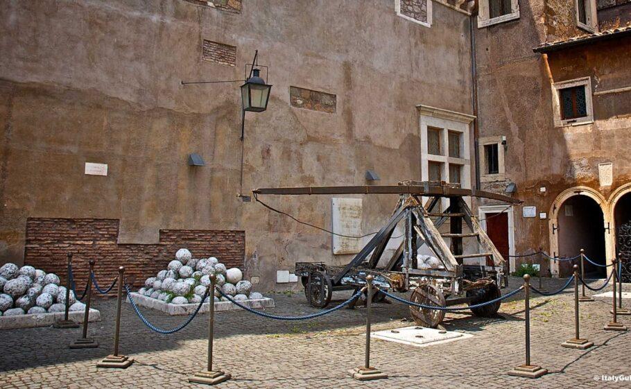 Accessible Rome – Castel Sant'Angelo 03