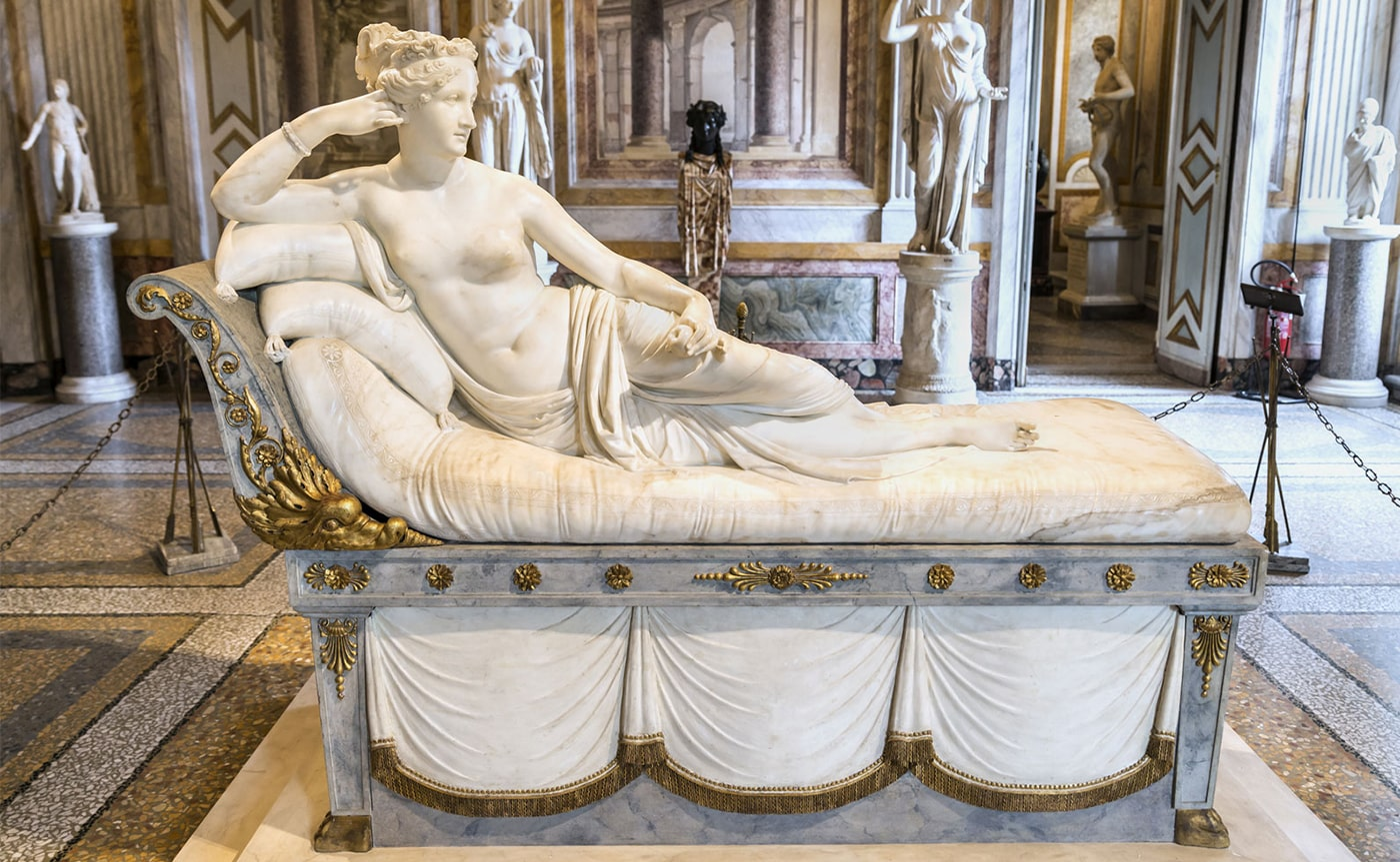 Accessible Rome - Borghese Gallery Tour 04