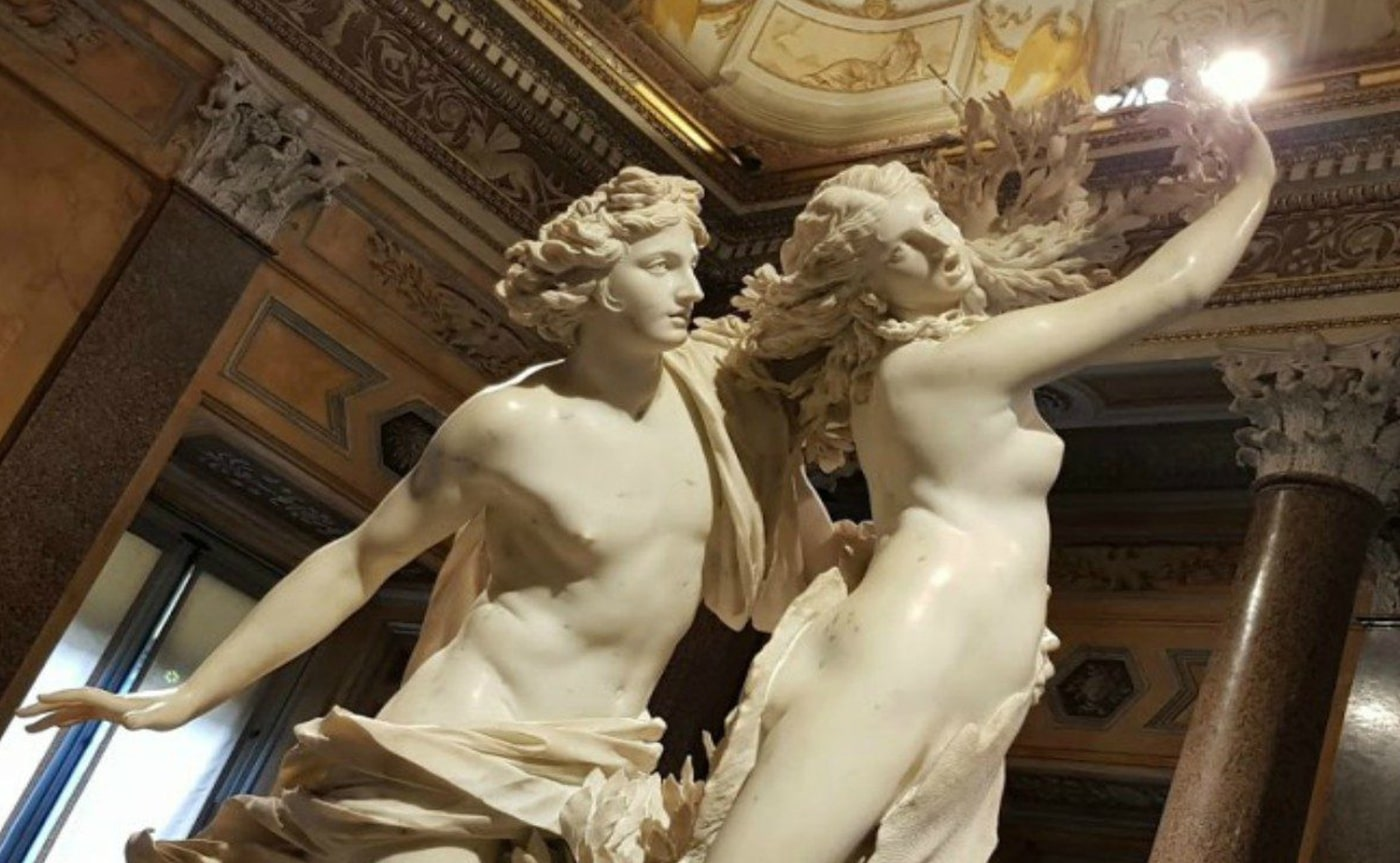 Accessible Rome - Borghese Gallery Tour 05