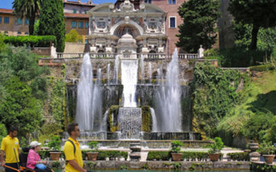 Villa d'Este – Accessible tour – Tivoli