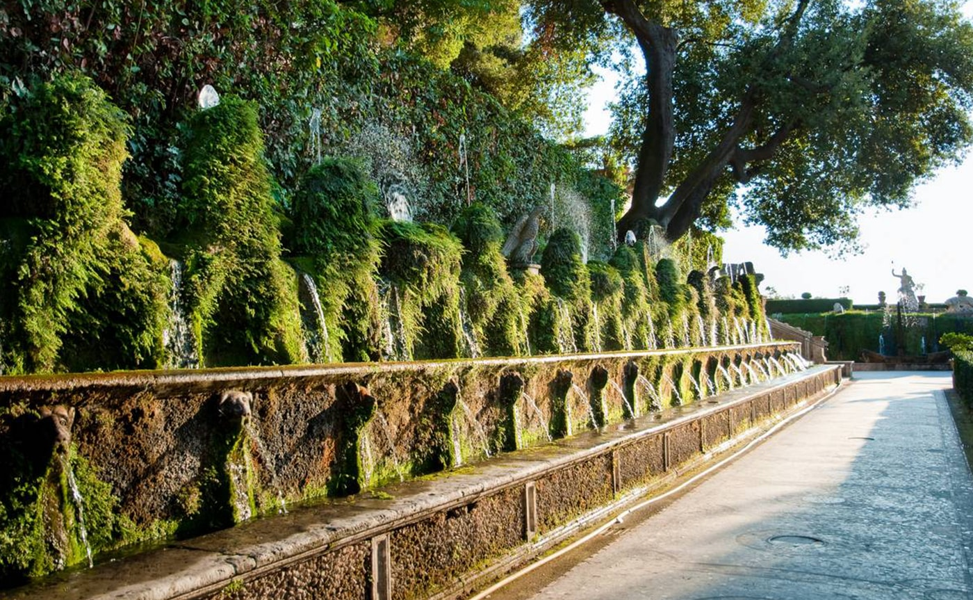 Accessible Tivoli – Villa d'Este tour 02