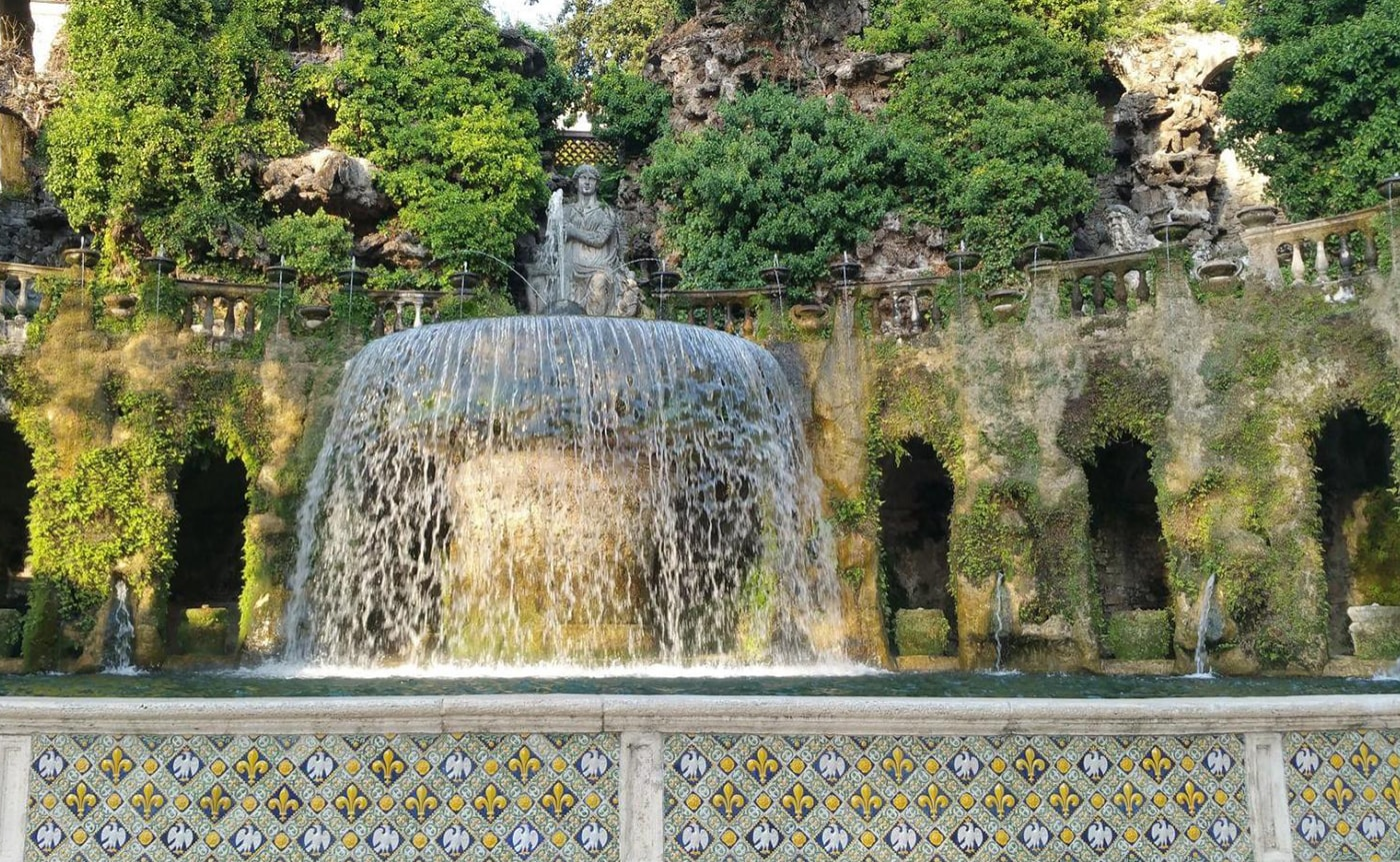 Accessible Tivoli – Villa d'Este tour 03