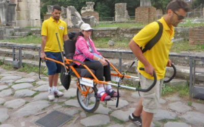 Accessible Ancient Ostia tour – Rome
