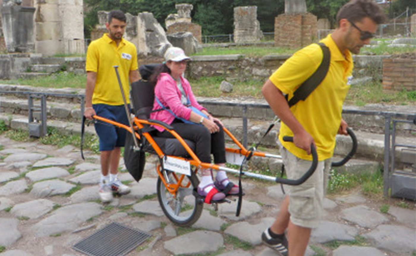 Accessible Tour of Ancient Ostia – Rome 01-min