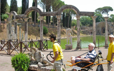Accessible Tour of Villa Adriana – Tivoli