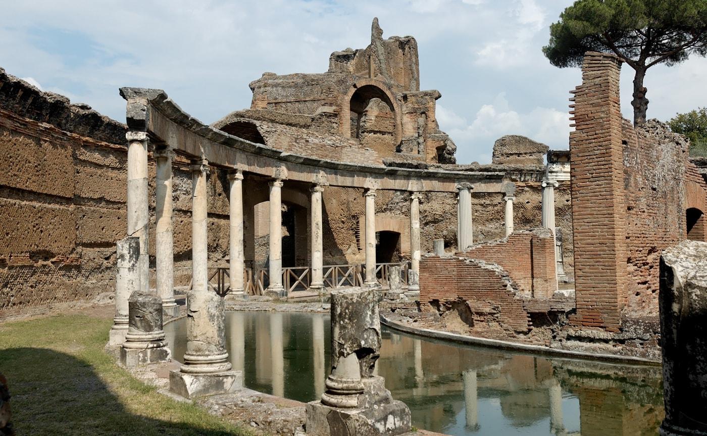 Accessible Tour of Villa Adriana – Tivoli 04