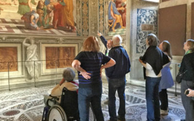 Accessible Vatican Museums and Sistine Chapel tour
