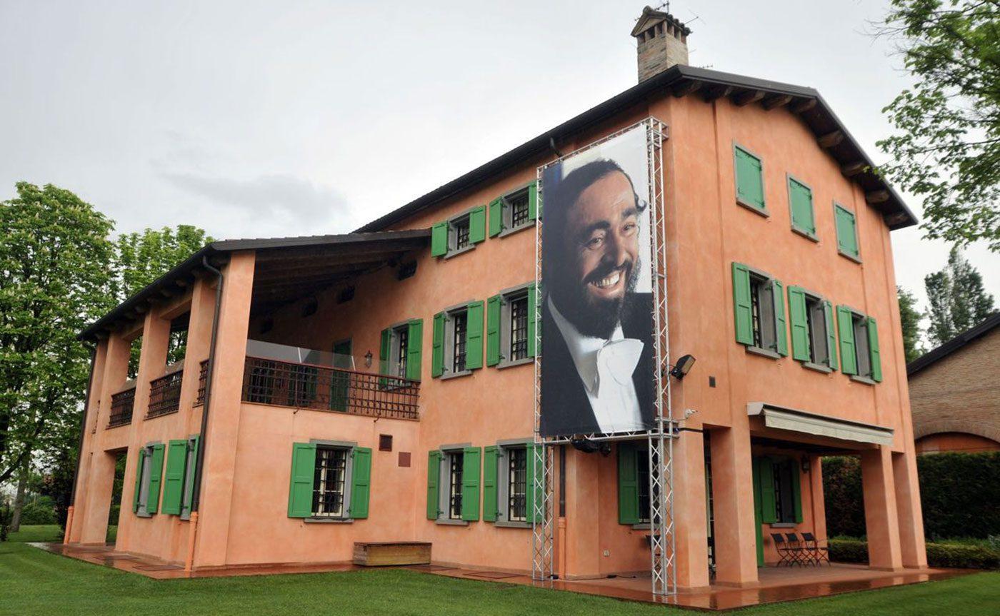 Pavarotti accessible Museum