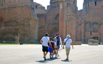 Baths of Caracalla – Accessible tour – Rome