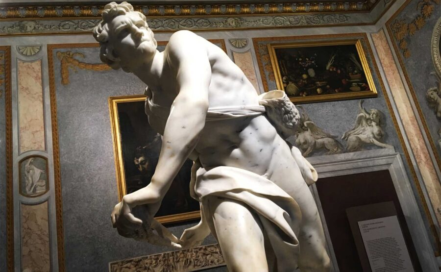BERNINI THE MASTER ACCESSIBLE TOUR – ROME