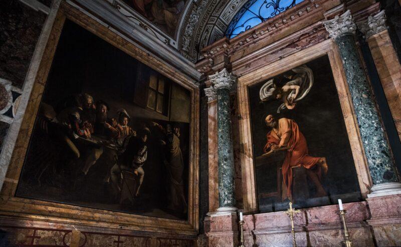 CARAVAGGIO ACCESSIBLE TOUR – ROME