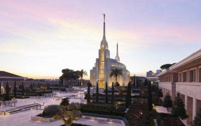 Accessible Mormon Temple Tour