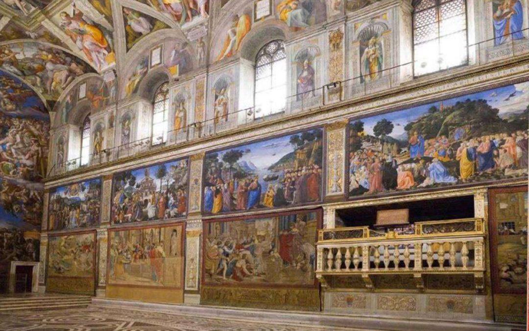 Accessible visit: Tapestries of Raffaello