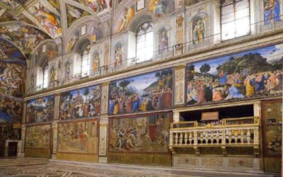 Accessible visit: Tapestries of Raffaello