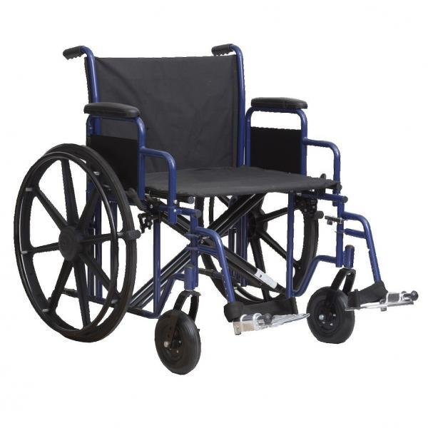 Manual foldable wheelchairs