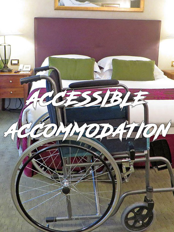 accessible accomodation