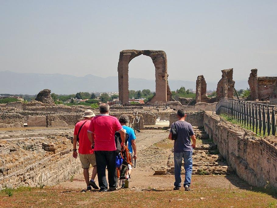 Villa of The Quintilii - Accessible Tour