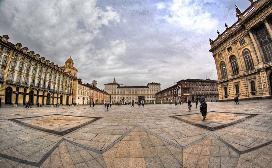 ACCESSIBLE TOURS OF TURIN
