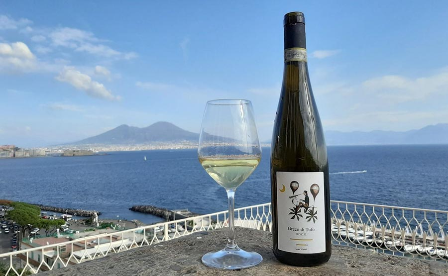 ACCESSIBLE WINE TASTING EXPERIENCE – CAMPANIA