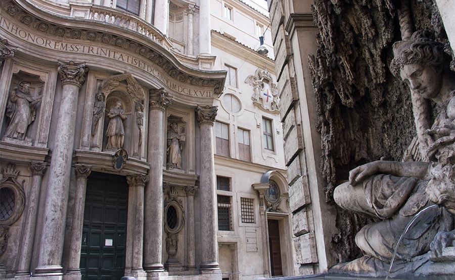BORROMINI ACCESSIBLE TOUR – ROME