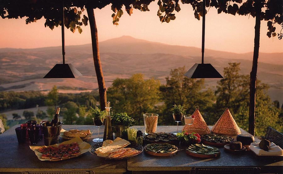 ACCESSIBLE ITALIAN FOOD TASTING TOUR - TUSCANY
