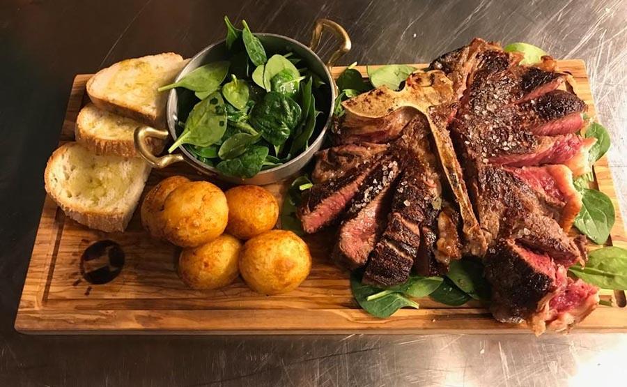 ACCESSIBLE ITALIAN FOOD TASTING TOUR - TUSCANY Florentine-steak