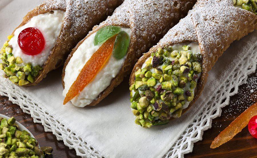 ITALY FOOD TASTING TOUR - SICILY miglior-cannolo-siciliano