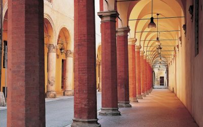 The accessible porticoes of Bologna become a world heritage site by UNESCO