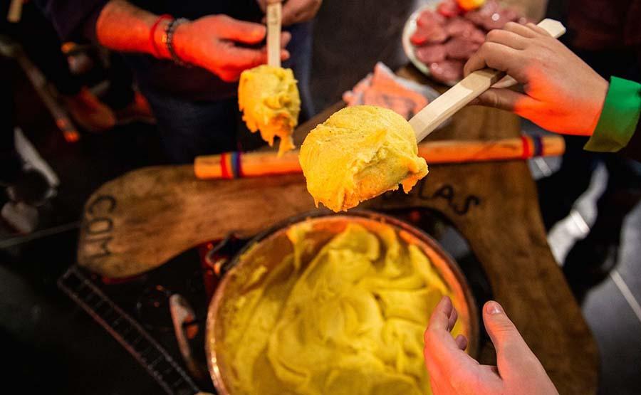 ACCESSIBLE ITALIAN FOOD TASTING TOUR - COMO LAKE