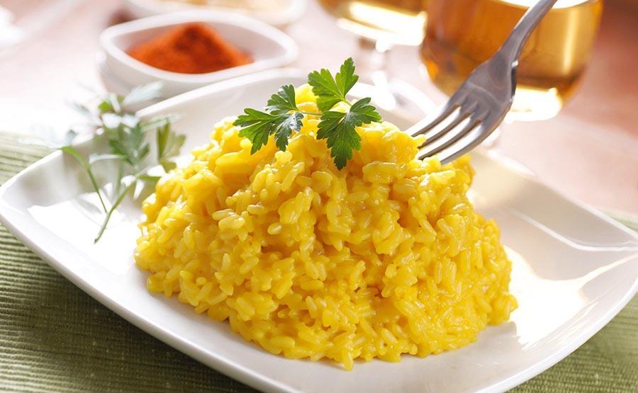 ACCESSIBLE ITALIAN FOOD TASTING TOUR - MILAN risotto-allo-zafferano