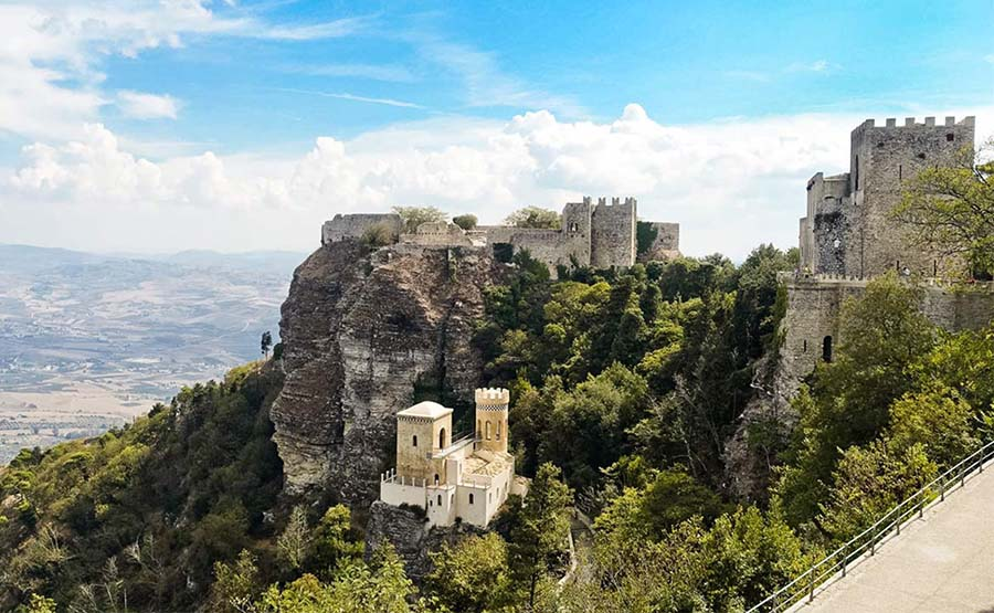 ERICE ACCESSIBLE TOUR - SICILY
