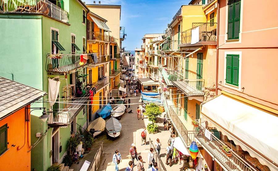 PORTOFINO ACCESSIBLE TOUR - 5 TERRE, ITALY