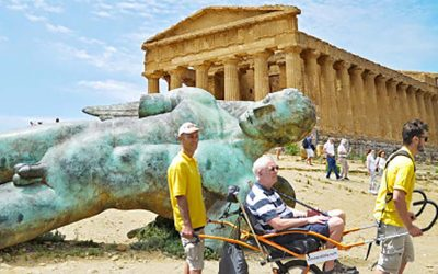 VALLEY OF THE TEMPLES ACCESSIBLE TOUR – SICILY