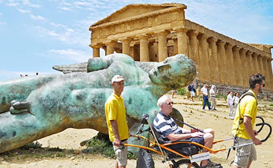 VALLEY OF THE TEMPLES ACCESSIBLE TOUR - SICILY