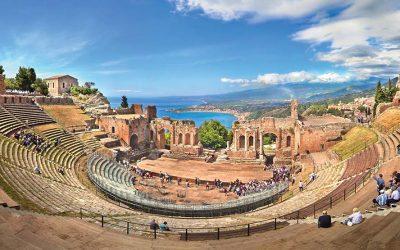 TAORMINA AND NAXOS GARDENS ACCESSIBLE TOUR – SICILY
